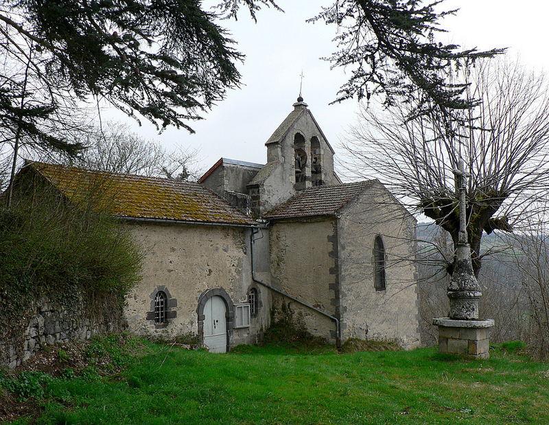 chapelle Saint-Valentin (Châteauneuf-les-Bains)