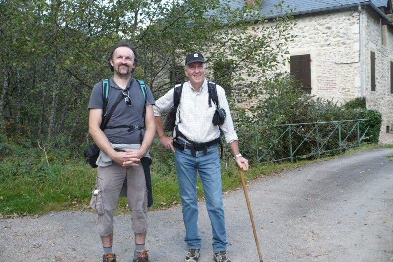 016 Arrivée au Pont d'Yonne à17h15