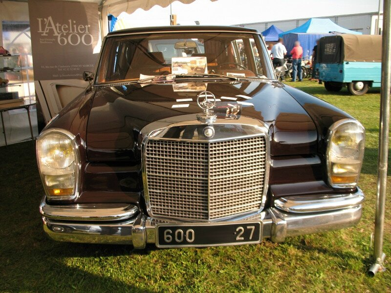 Mercedes600av