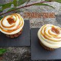 Cupcakes caramel