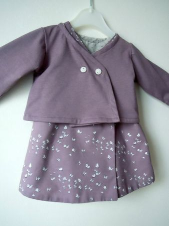 Tenue robe-gilet-bloomer 1-8