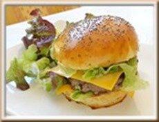 buns pour hamburgers maison