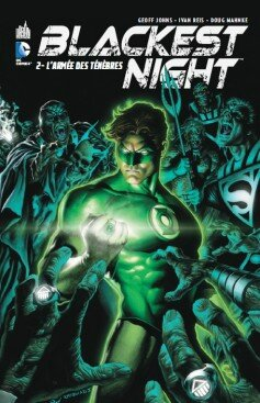 DC classique blackest night 2