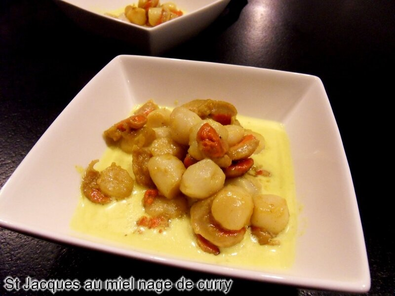 St_jacques_au_miel_nage_de_curry