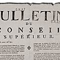 Nouvelles de vendée au 1er août 1793