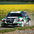 2014 : Rallye de Wallonie