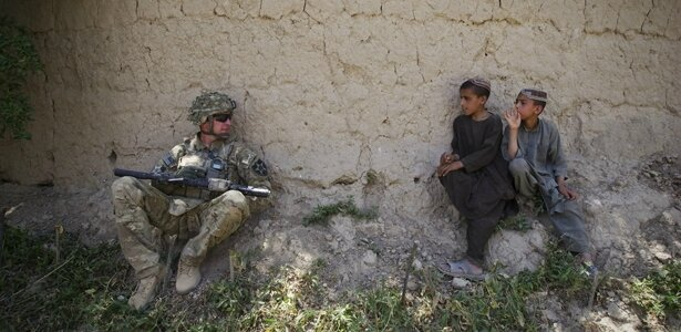 Afghanistan - US armed forces
