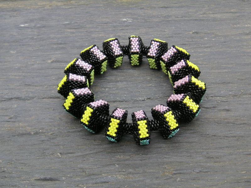 Bracelet octogonal