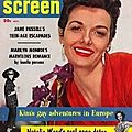 Modern screen september 1956