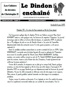 le journal de christophe p 33