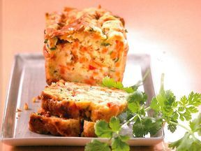 terrine parmesane