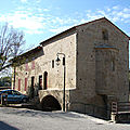 Saint-donat-sur-l'herbasse, la chapelle saint-michel