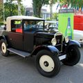 Peugeot type 190 S coup de 1929 (Retrorencard juin 2010) 01