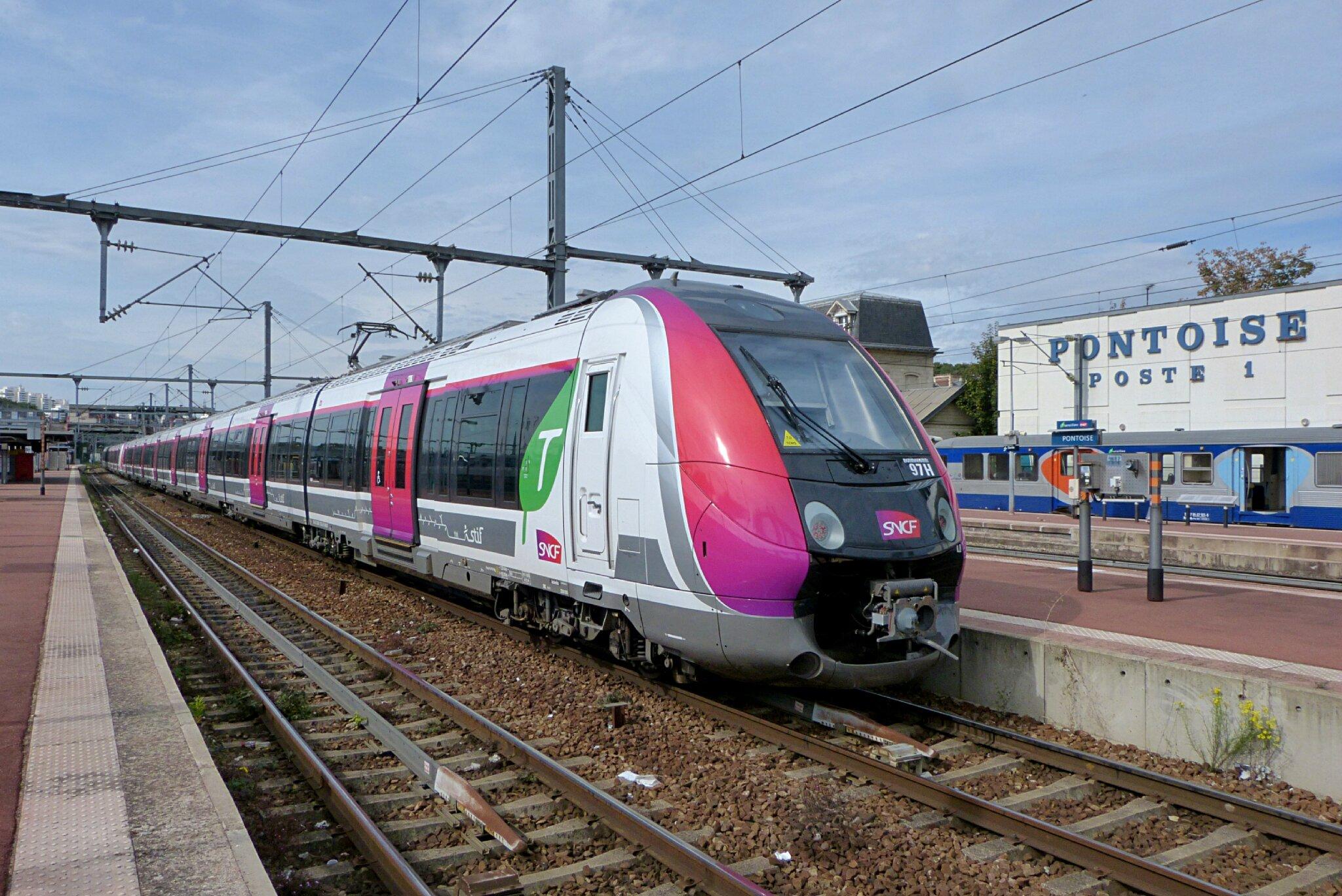 Ligne h tous les messages sur ligne h transportparis le webmagazine des - Transilien prochain train ...