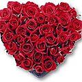 Saint valentin, le mardi 14 fevrier