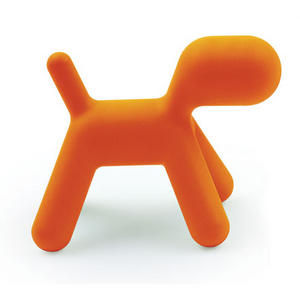 eero_puppy_orange_original_eero_aarnio