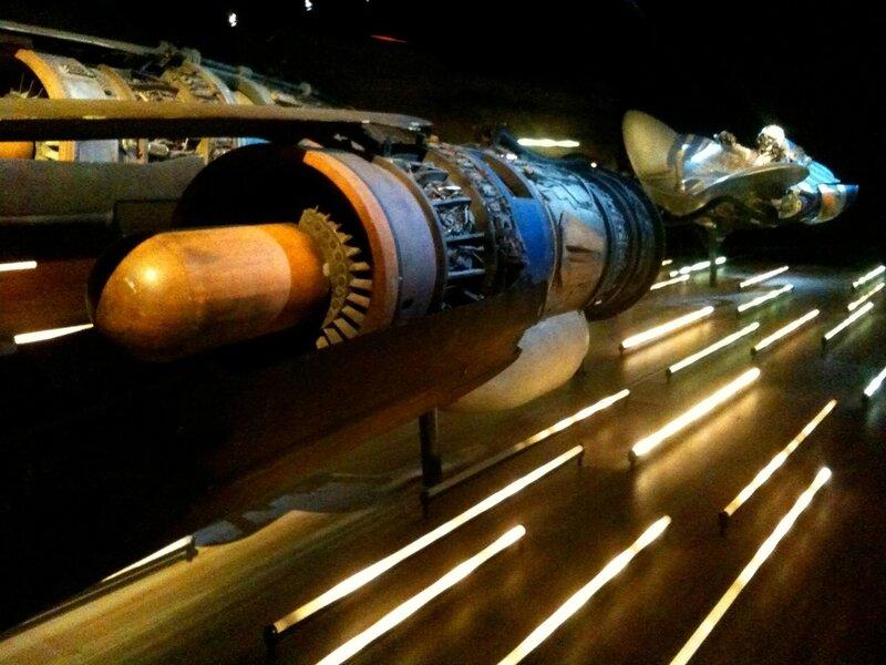 starwars vaisseau ani