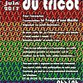 Journée mondiale du tricot ..