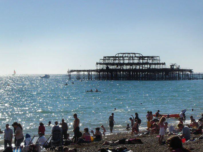 old-pier