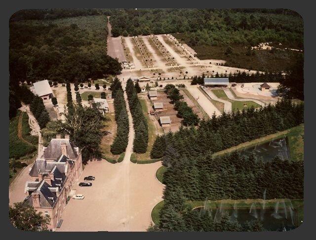 PARC ZOOLOGIQUE DE MONTEVRAN 1972