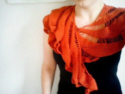 swirl scarf