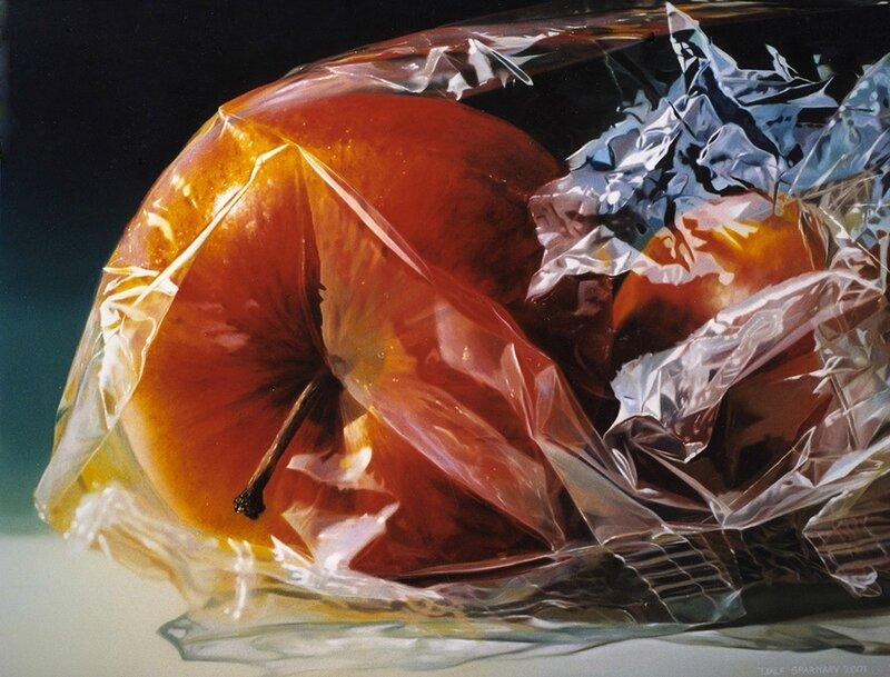 Appels-in-plastic_2001_40x50cm