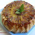 Tartelettes tatin à l'ananas