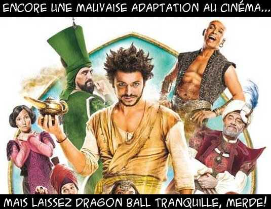 Aladragon ball