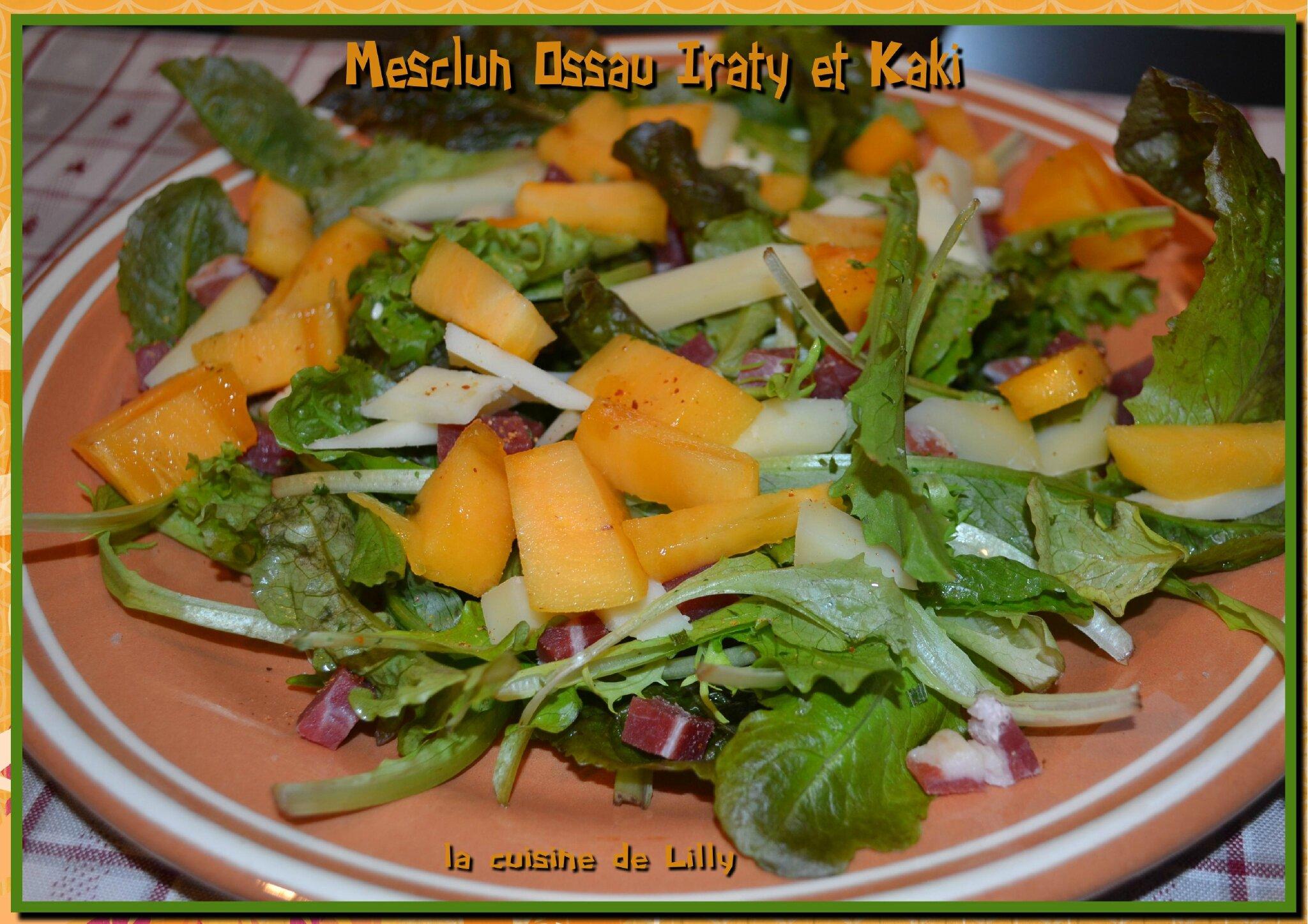 salade été chic pour recevoir