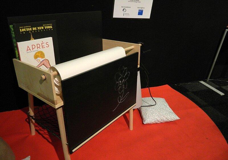 meuble livre,salon du livre jeunesse montreuil blog