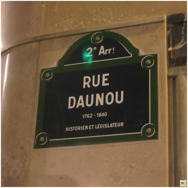14 rue Daunou