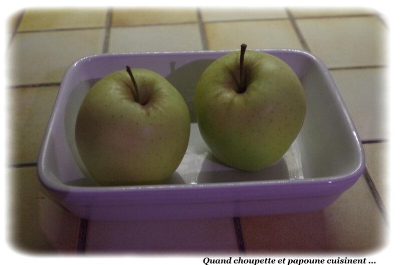 pommes dorées au four, sirop de fleur d'oranger-2680