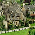 Bibury - gloucestershire - uk