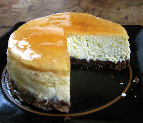 cheese cake piment 2
