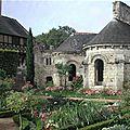 Le prieuré de saint-cosme de pierre de ronsard