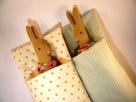 sac de couchage pour lapin small Maileg (3)