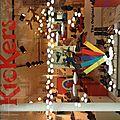 Vitrine Kickers Paris