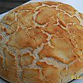 Daring bakers' march 2012 challenge - dutch crunch bread/giraffe bread