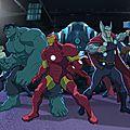 Avengers rassemblement sur france 4