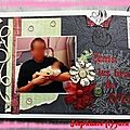 2012 06 scrapbooking - Chloé 2009 2010 - page 03