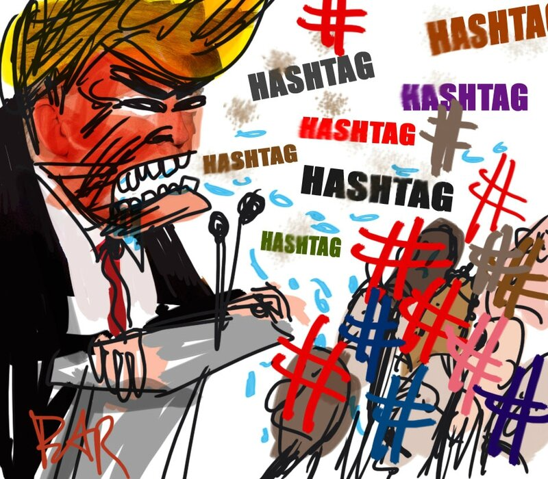 HashtagTrump