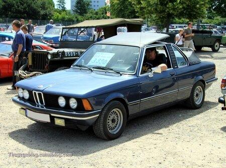 Bmw 320 Baur (RegioMotoClassica 2011) 01