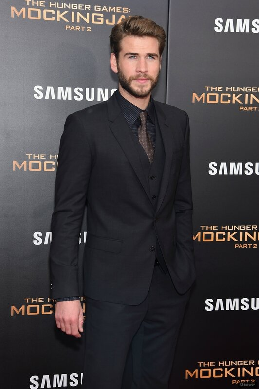 Hunger Games Mockingjay Part 2 New York Premiere 06