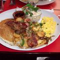 Un brunch made in usa, au chibby's diner