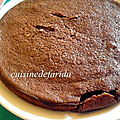 Gateau choco ptit suisse et mousse au chocolat blanc