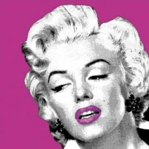 art_pop_art_pink_marilyn_1