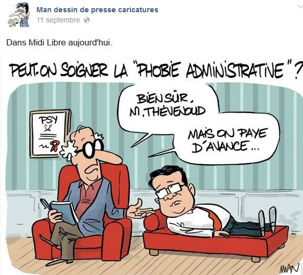Man dessinateur