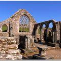 Ruines de la chapelle de languidou...