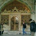 une porte de topkapi