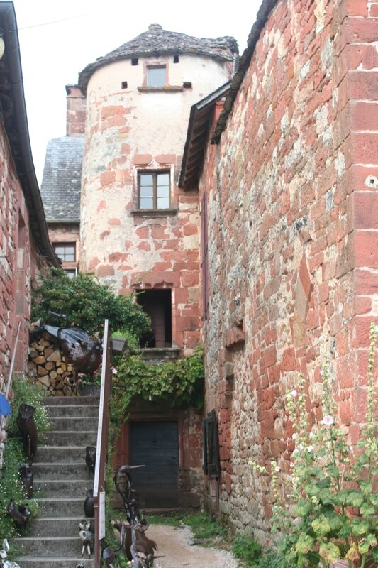 Collonges la Rouge 102